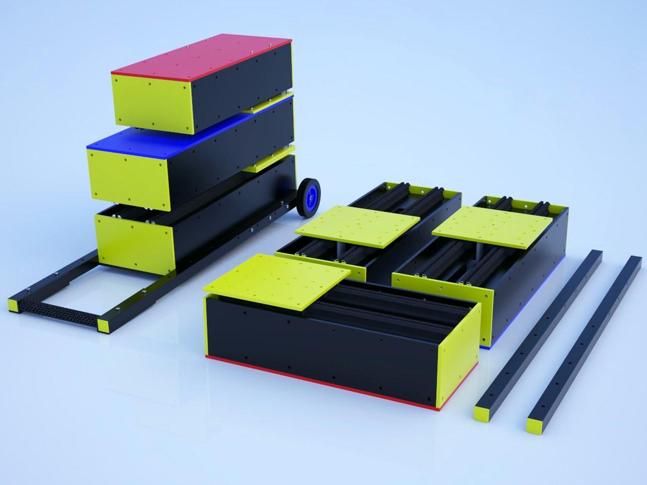 Cnc modular