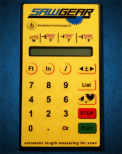 Sawgear Keypad