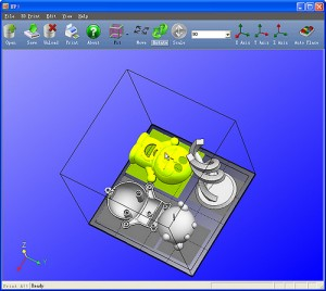 UP! Printer Software