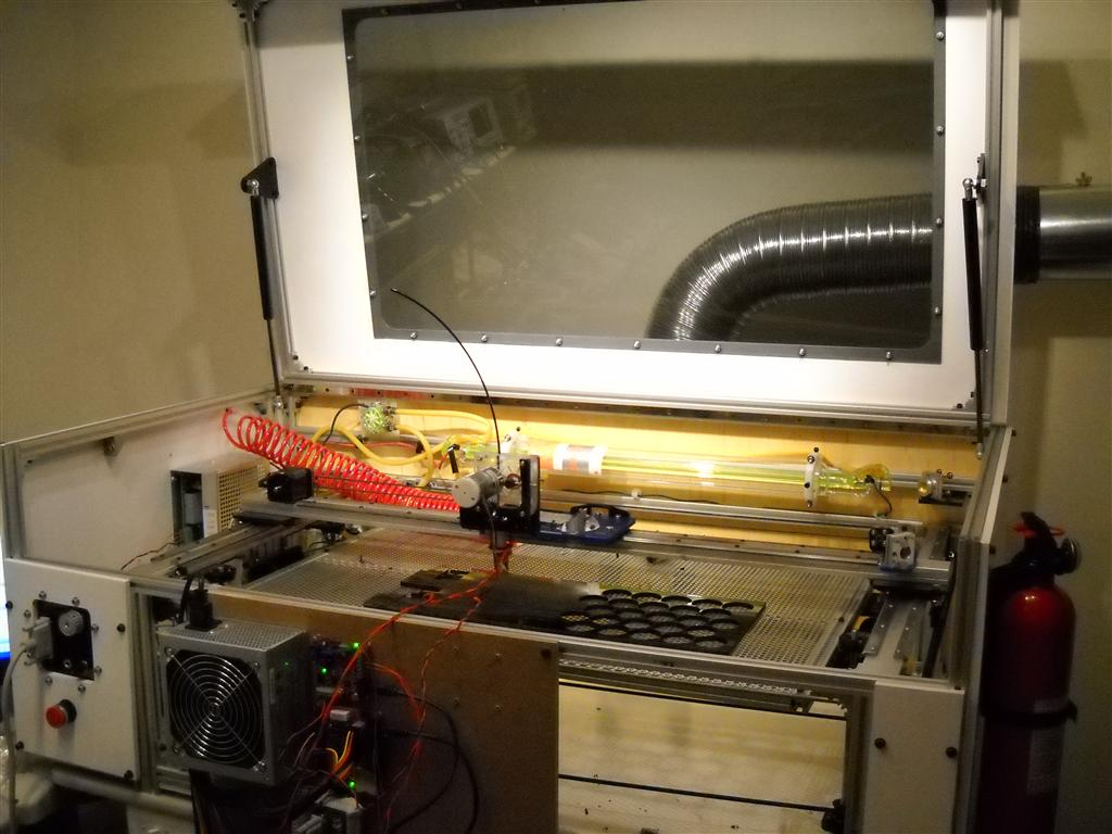Laser Cutter Adds 3D Printing Capability at Buildlog.Net Blog