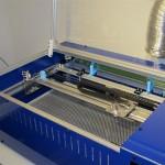 2.x Laser Work Area