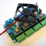 4 Axis Driver Board