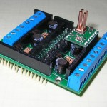Stepper Driver Arduino Shield