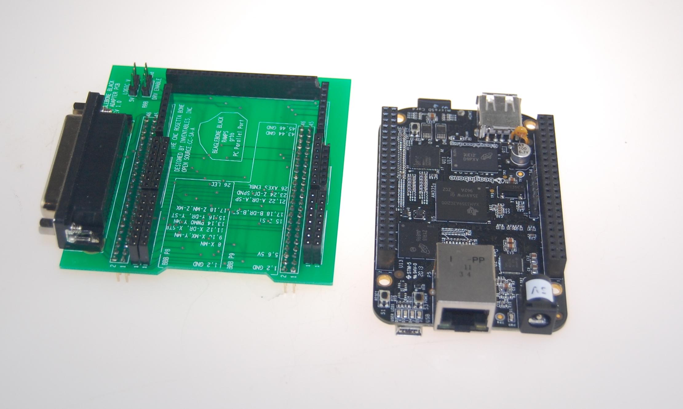 CNC Translator for BeagleBone at Buildlog Net Blog