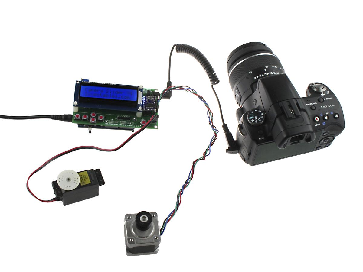 Arduino Brushless Motor Driver