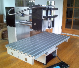 Bridgie CNC Router