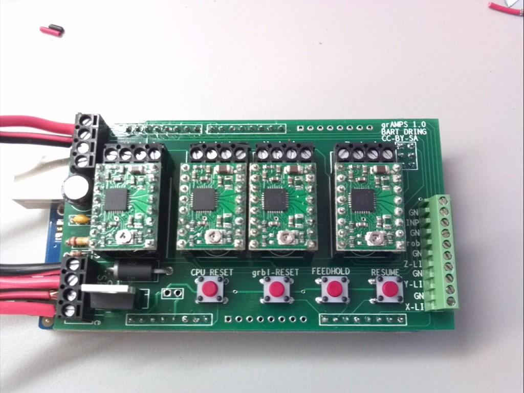 Arduinoでレーザーカッターを自作して