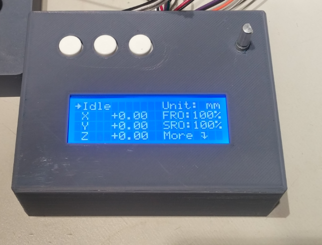 PSoC 5 Port Of the Grbl 1 1 CNC Controller at Buildlog Net Blog