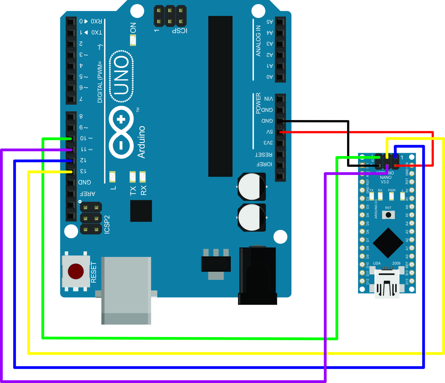 Getting More Program Space On An Arduino Nano At Buildlog Net Blog