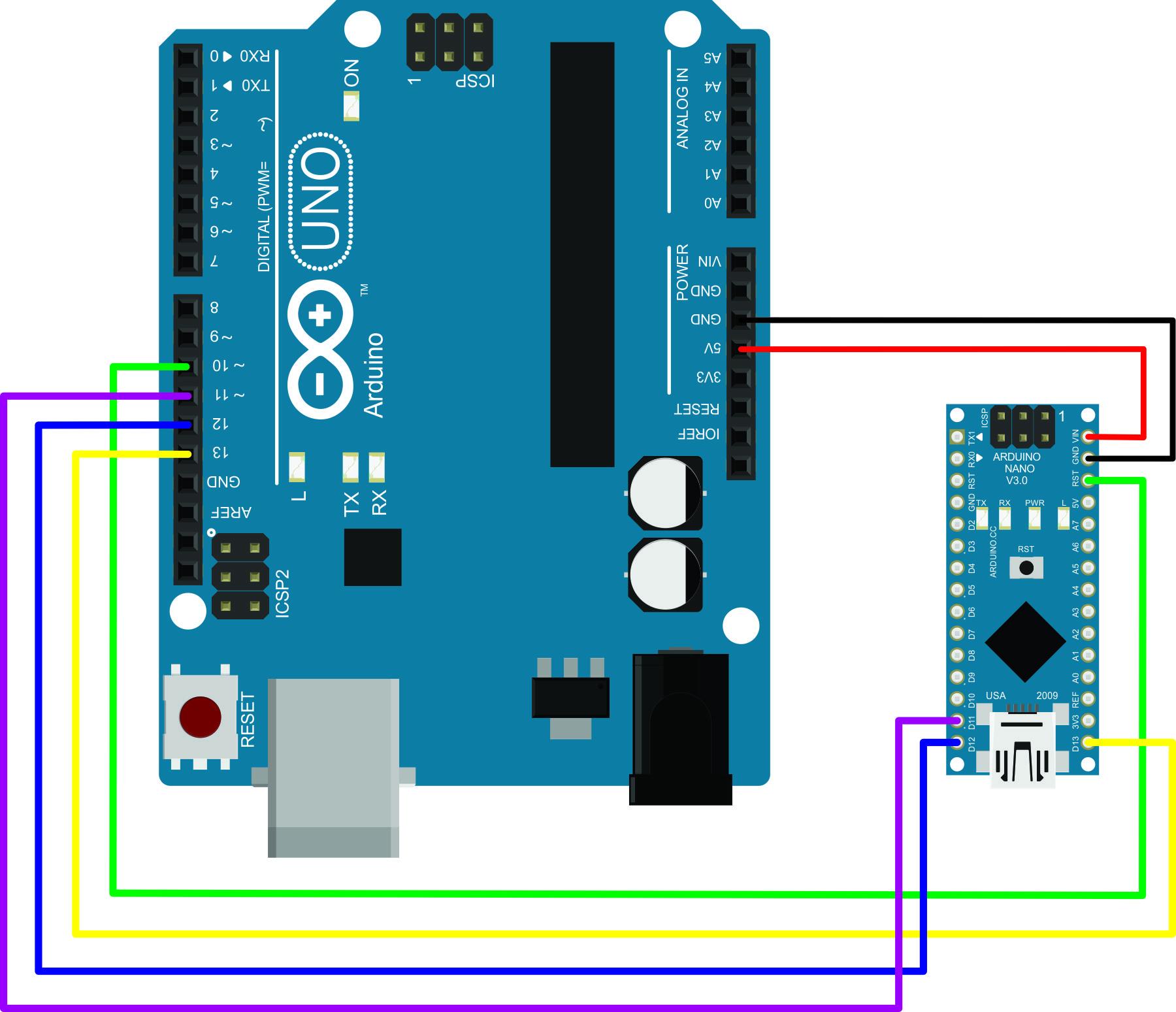 Arduino nano bootloader