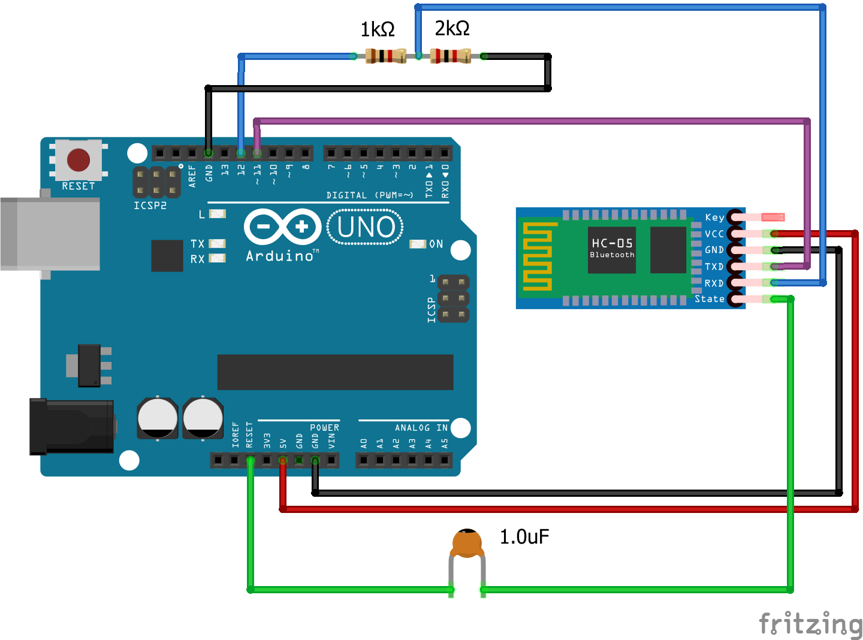 Using the HC-05 Bluetooth Module at Buildlog Net Blog
