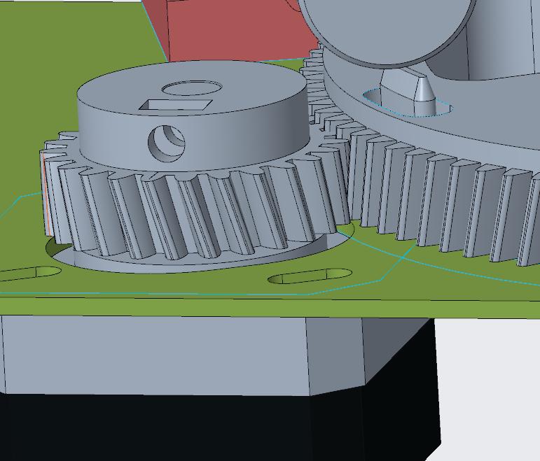 Polar Coaster Version 2 at Buildlog Net Blog